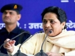 BSP chief Mayawati's statue politics again surfaced in Lucknow