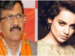 Mumbai Police arrest Kangana Ranaut's fan from Kolkata for allegedly threatening Shiv Sena MP Sanjay Raut