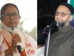 'Muslim voters aren't your jagirs': Asaduddin Owaisi's strong reply to Mamata Banerjee