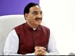 Students want JEE, NEET at any cost: HRD Minister Ramesh Pokhriyal Nishank