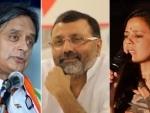 Shashi Tharoor, Mahua Moitra, BJP MP Nishikant Dubey exchange heated words over talks to summon Facebook