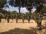 BSF starts Jan Andolan for COVID-19 in Meghalaya