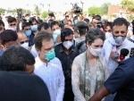 Congress announces nationwide agitation against Hathras incident on Oct 5