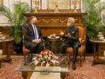 Jaishankar, Pompeo discuss Indo-Pacific, Quad, counter-terrorism