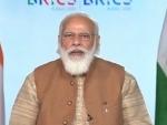 PM Modi attends BRICS Summit virtually, slams Pakistan without naming it on terrorism issue