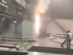Telangana: Fire breaks out at Srisailam power station, 9 trapped