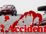 Assam: Three people killed in bus-oil tanker collision