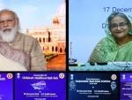 Bangladesh is a major pillar of our 'Neighborhood First' policy: Narendra Modi tells Sheikh Hasina