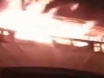 Maharashtra: Major fire in Ulhasnagar in Thane