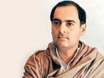 Floral tributes paid to former PM Rajiv Gandhi on his 76th birth anniversary