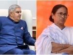 Raj Bhavan under surveillance, alleges West Bengal Governor Jagdeep Dhankhar