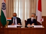 India, Japan sign major military logistics support agreement