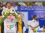 Turn challenges posed by COVID-19 pandemic into opportunities, Venakaiah Naidu tells youth