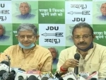 Former Bihar DGP Gupteshwar Pandey joins JD(U)