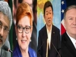 India, US, Australia & Japan to hold 'Quad' talks next month