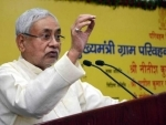 Bihar: Action to be initiated against those threw onions at Nitish Kumar