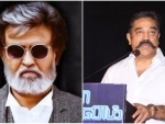 'Will give up all ego and cooperate for people's benefit,' Kamal Haasan on possible alliance with Rajinikanth