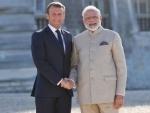 French teacher beheading: India 'deplores' personal attacks on Emmanuel Macron