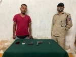 Nagaland: Two NSCN militants apprehended with arms