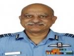 Air Marshal Vikram Singh takes charge as WAC Senior Air Staff Officer