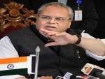 Goa Governor Satyapal Malik shifted to Meghalaya, replaces Tathagata Roy