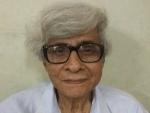 Kolkata: Renowned academician Ananda Deb Mukherjee passes away