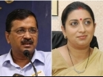 Nirbhaya case: Don't do politics, Kejriwal tells Irani on being blamed for delay in convicts' execution