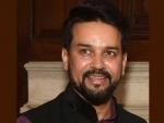 Jammu will soon host international cricket match: Anurag Thakur