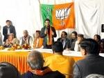 Delhi polls: 'Shoot down traitors' chants emerge at Anurag Thakur's rally
