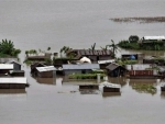 Amid COVID-19 pandemic, first wave of floods hit Assam