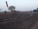 Maharashtra: Freight train mows down 16 migrant labourers