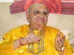 Renowned astrologer Bejan Daruwalla dies in Ahmedabad