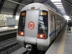 'Goli Maaro' slogan at Rajiv Chowk Metro, six detained