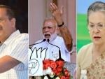 Delhi Assembly polls: CM Arvind Kejriwal leading from New Delhi seat, AAP still ahead