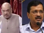 Arvind Kejriwal meets Amit Shah, discusses issues related to Delhi