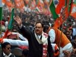 BJP president JP Nadda congratulates Kejriwal, accepts people's mandate