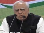 Sibal slams Modi Govt, says 'PM, HM are a drag on Indian democracy'
