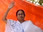 Mamata Banerjee congratulates Arvind Kejriwal as AAP set to win Delhi polls