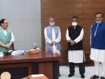 BJP retains Manipur after rebel NPP MLAs meet JP Nadda