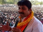 We never believe in politics of hatred: Manoj Tiwari