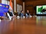 SAARC leaders led by India deliberate on strategies to combat Coronavirus
