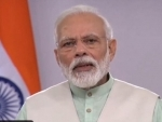 Switch off lights at 9 pm for nine minutes this Sunday, light up candles, mobile flashlights on your balconies: Modi