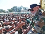 Galwan Valley clash: Indian PM Narendra Modi arrives in Leh to review situation