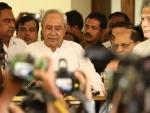 Naveen Patnaik names four candidates for Rajya Sabha polls