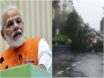 'No stones will be left unturned in helping the affected by Amphan, nation stands with West Bengal': PM Modi