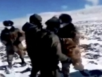 New video emerges showing Indian and Chinese soldiers clash at high altitude in Sikkim