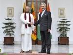 Sri Lankan Foreign Minister Dinesh Gunawardena visits India