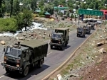 India counters Chinese build-up at LAC with more troops
