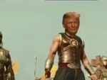 Donald Trump shares video featuring him as 'Baahubali'