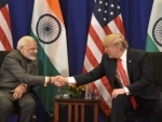 Donald Trump-Narendra Modi interact on Twitter ahead of arriving in India